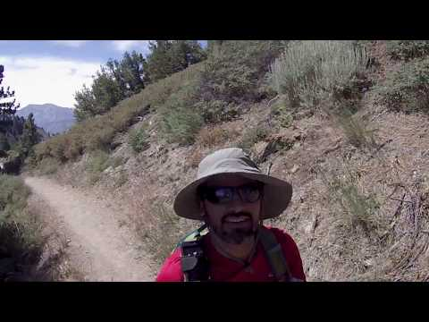 Jackson Flat - Angeles National Forest Hiking and Backpacking