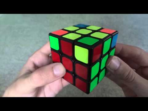 Solve the Rubik's Cube (Third Layer)