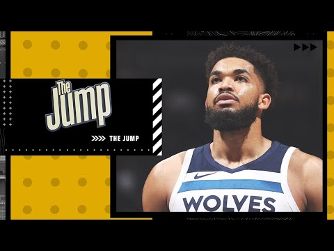 Will KAT & the Timberwolves turn the corner this season?   The Jump