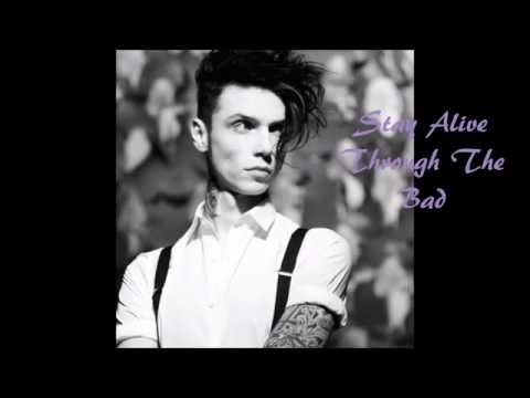 Stay Alive | Andy Black | The Shadow Side