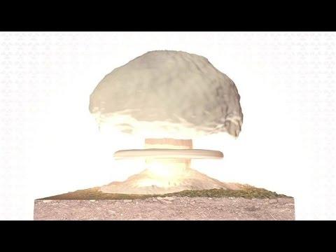Les conséquences d'une explosion atomique