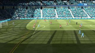 FIFA 12 - Starting Cup - Manchester City vs. Roma