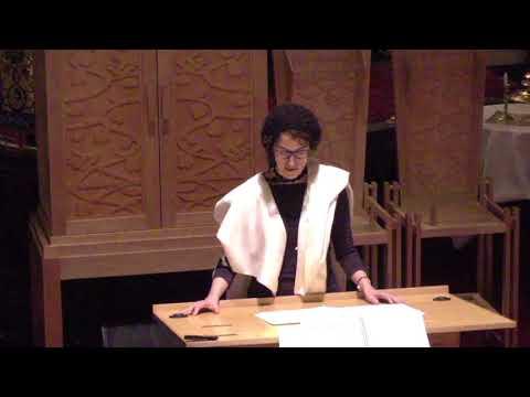 Shabbat 042018 Sermon