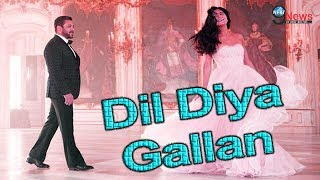 """dil diya gallan"" song release tiger zinda hai salman khan katrina kaif first look"