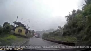 Siliguri-Darjeeling Drive