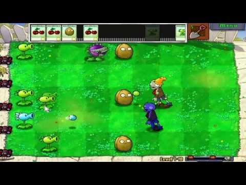 Let's Play Plants vs. Zombies: Episode 2 - Solar Power