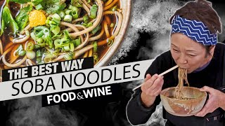 How To Make The Best Homemade Soba Noodles With Sonoko Sakai | The Best Way