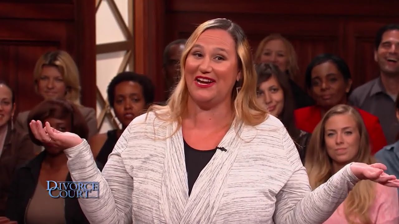 """Classic Divorce Court- Ottinger VS. Fears Jr.: """"Where's My Ring"""""""