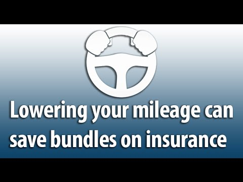 Drive Less, Save More on Insurance