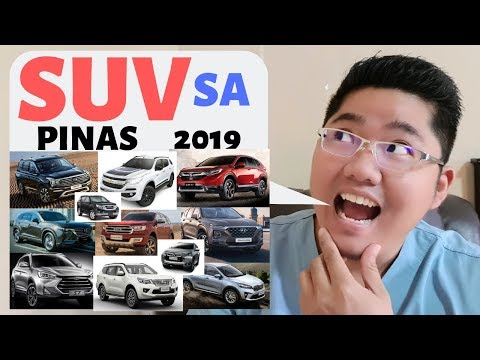 SUV in the Philippines 2019