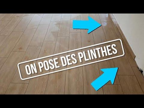 Comment Poser Des Plinthes De Carrelage Youtube
