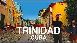TRINIDAD, CUBA WALKING TOUR - nightlife, bars, restaurants & Cuban music