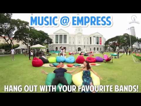 Music @ Empress - Hang With Your Favourite Bands For Free!