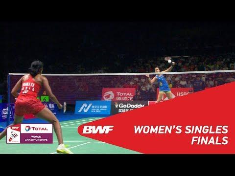 WS | Carolina MARIN (ESP) [7] vs PUSARLA V. Sindhu (IND) [3] | BWF 2018