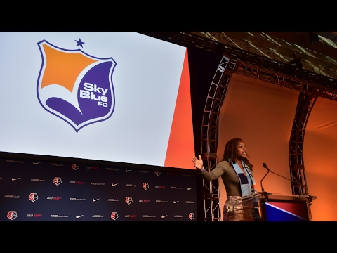Sky Blue FC  2017 NWSL College Draft
