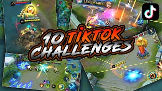 10 MOBILE LEGEND CHALLENGES I FOUND ON TIKTOK