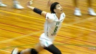 バレーボール 越川優 ジャンプサーブ ハイキュー 排球   Volleyball Jump Serve  Yu Koshikawa