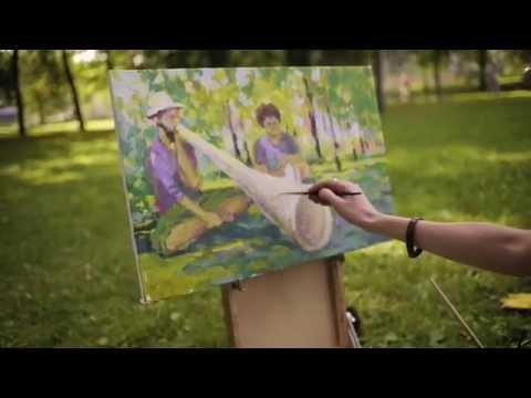 Acrylic paints «Sonnet»