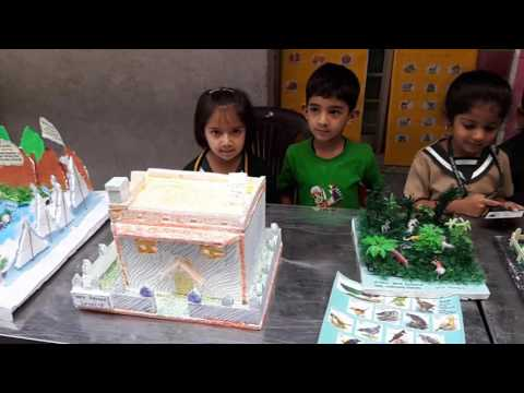 Kenmore school bangalore. Science and art exhibition 2017. Part 2