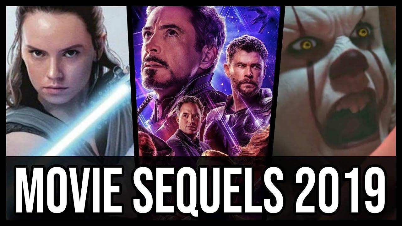 MOST ANTICIPATED MOVIE SEQUELS 2019
