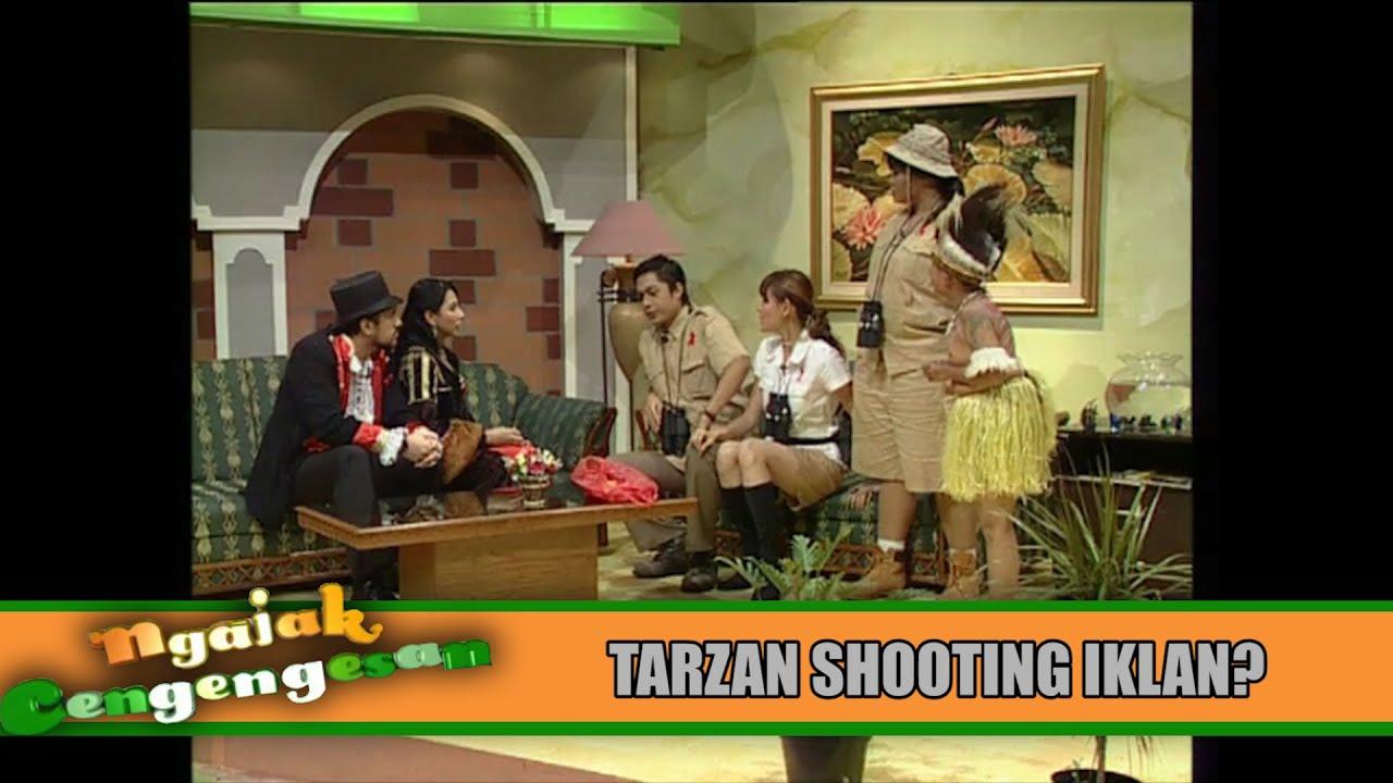 Tarzan Shooting Iklan ? | Ngajak Cengengesan| Eps.9 | (2/2)