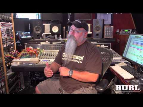 Vance Powell discusses recording with the B80 Mothership.