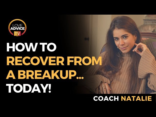 How To Recover From A Breakup | Put Yourself First And Your Ex Second!