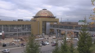 UTV. Электронная очередь и бизнес-зал. Каким станет железнодорожный вокзал Уфы после реконструкции