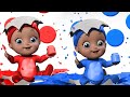 Johnny Johnny Yes Papa - Surprise Egg | Colors for Kids | Infobells
