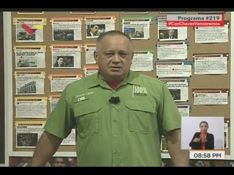 Diosdado Cabello: Si negocios suben precios, ¡plántense frente a ellos y armen un escándalo!