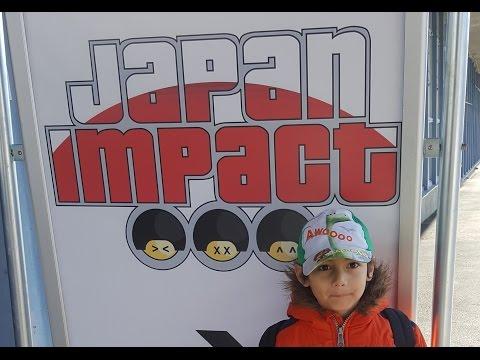 Evénement - Japan Impact 2017