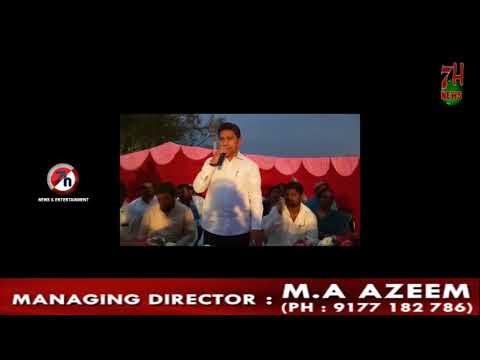 MLA KAUSAR MOHI UDDIN ATTEND AUTO UNION PROGRAMME | 7H News | Hyderabad