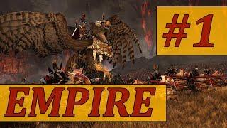 Total War Warhammer ITA [Arduo/Very Hard] Impero [Post-Norsca] parte 1
