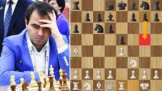 A Great Day for Azerbaijan! Mamedyarov's g5 Move is Amazing