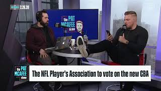 The Pat McAfee Show | Wednesday, February 26th