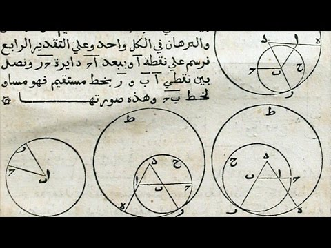 History of Science - Islamic and Early Medieval Science - 7.2 Islamic Science