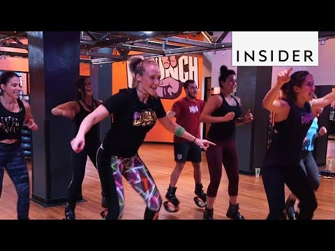 10 Of The Most Interesting Workout Classes In NYC