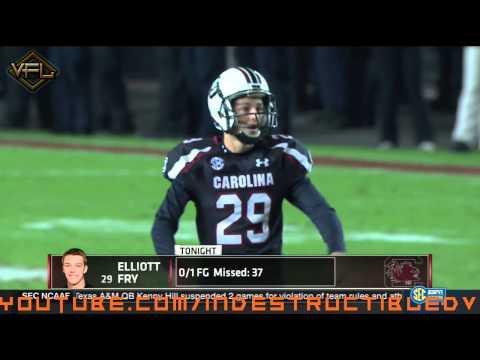 Funny: Tennessee Vols Comeback vs. South Carolina Gamecocks 2014