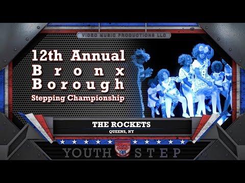 THE ROCKETS - 12th Annual Youth Step USA Bronx Borough Championship