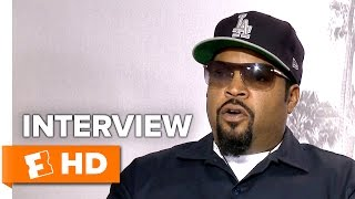 Straight Outta Compton - Exclusive Interview (2015) HD