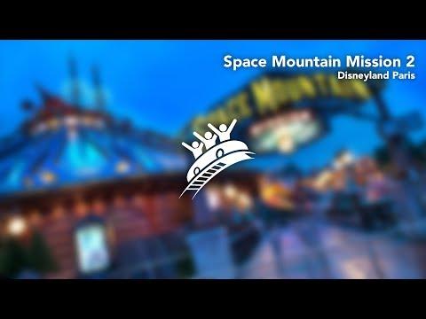 Disneyland Paris: Space Mountain Mission 2 - Theme Park Music