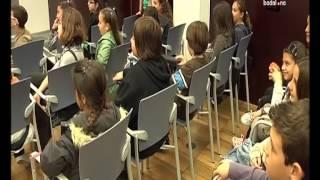 Projecte Emprèn a la Meva Escola TvBDN 20 Abril 2012