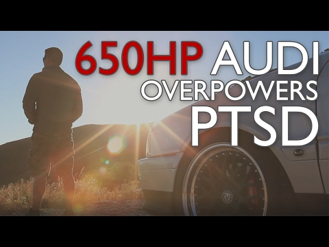 Veteran Overpowers PTSD With 650HP Audi - Integrated Engineering