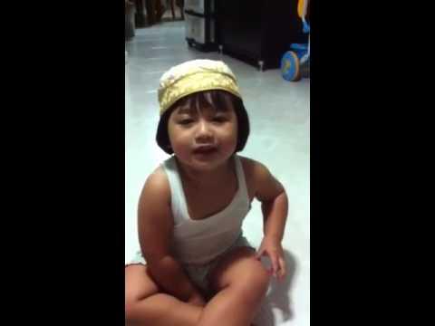 Lagu tiga kupang Aleena's version