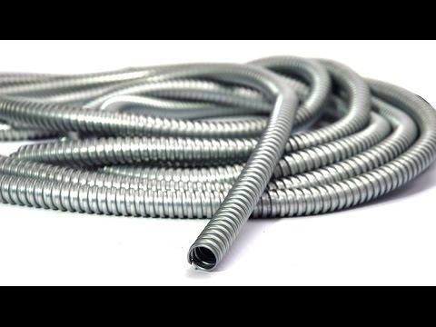 Важность дополнительной изоляции (гофры) на электропроводке