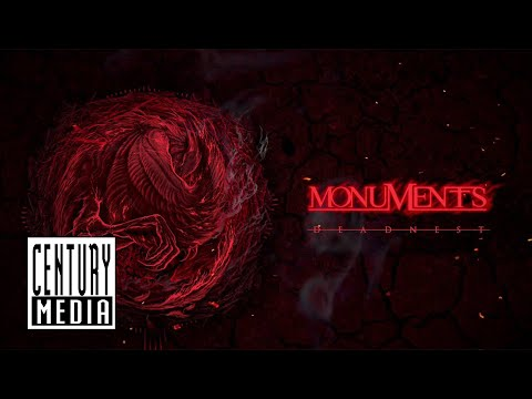 MONUMENTS - Deadnest (VISUALIZER VIDEO)