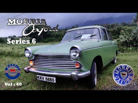 Morris Oxford series 6