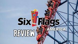 Six Flags America - Review (Upper Marlboro, MD)