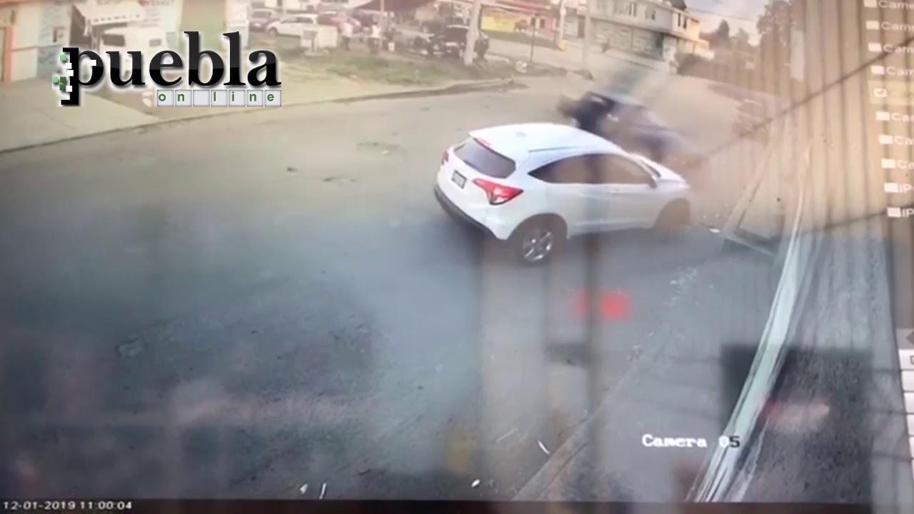 Muere Mecánico Aplastado Por Microbús En Xochimehuacán