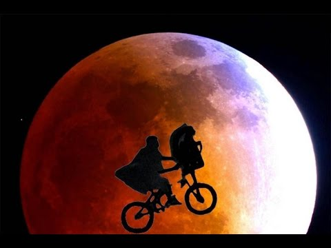 ET The Extra Terrestrial From the Dark Side of the Moon